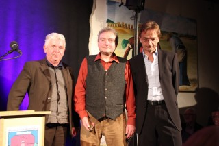Erwin Grosche, Wiglaf Droste, Fritz Eckenga